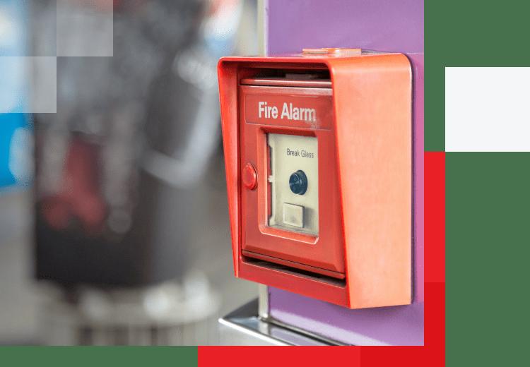 fire alarm bits arabia
