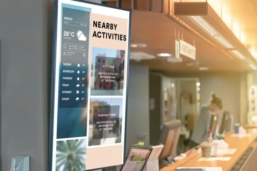 Hotel_digital-signage